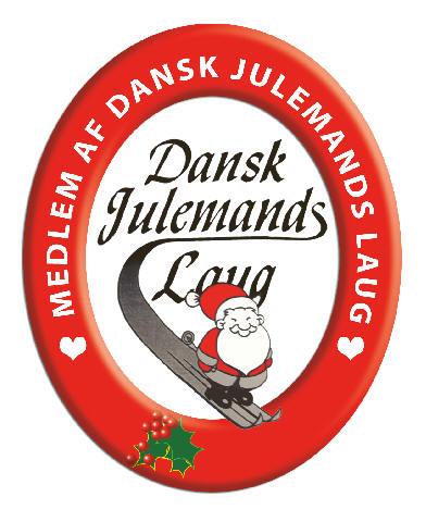 Vi er stolte medlemmer af Dansk Julemandslaug